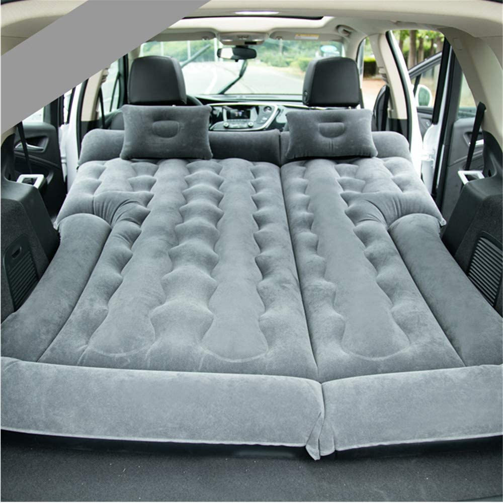 Auto automatic inflatable bed SUV inflatable bed camping outdoor mattress