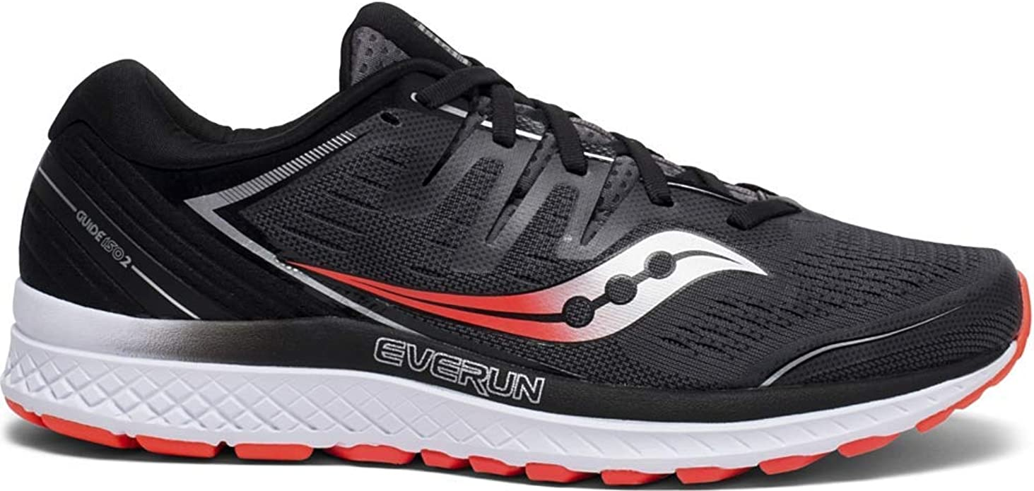 Saucony Men's Guide ISO 2 Road Running Shoe review
