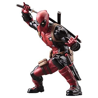 "Kotobukiya Deadpool Marvel Now! ""Marvel Comics"" Artfx+ Statue: Toys & Games"