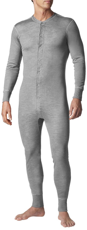 dfaeaa9ff Stanfield s Men s Cotton Rib Onesie Winter Underwear  Amazon.ca ...