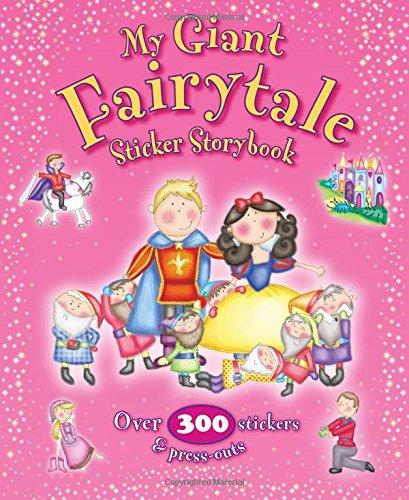 Giant Fairytales (Giant Sticker & Activity Fun) PDF