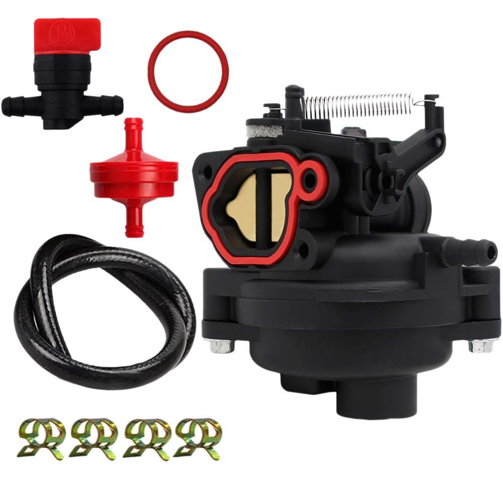 ACAMPTAR Carburador 550Ex para Briggs&Stratton 799584 Fit Yard ...