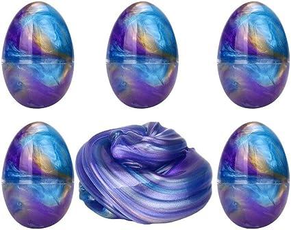 Amazon.com: Anditoy Paquete de 5 babas esponjosas de 11 oz ...