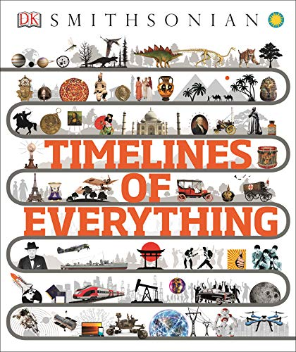 Timelines of Everything Dk