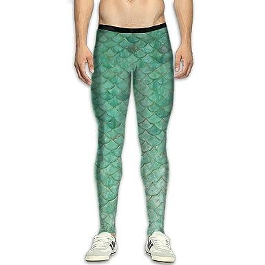 d2372890be81c Doppyee DOPPYENG Menfs Compression Pants Baselayer Running, Cycling,  Sports, Training, Weightlifting Tights