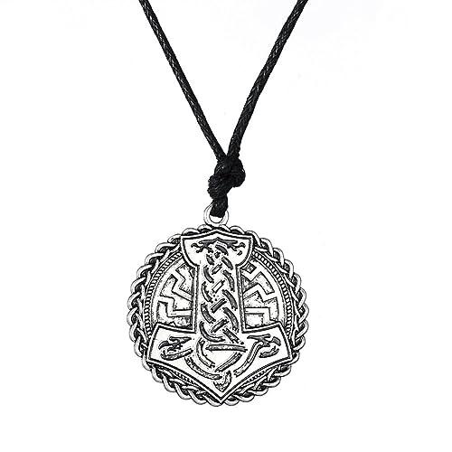 Amazon Fishhook Viking Thors Hammer Celtic Knot Sun Wheel