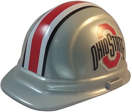 77b2c1c3 NCAA Ohio State Buckeyes Hard Hats with Ratchet Suspension ...