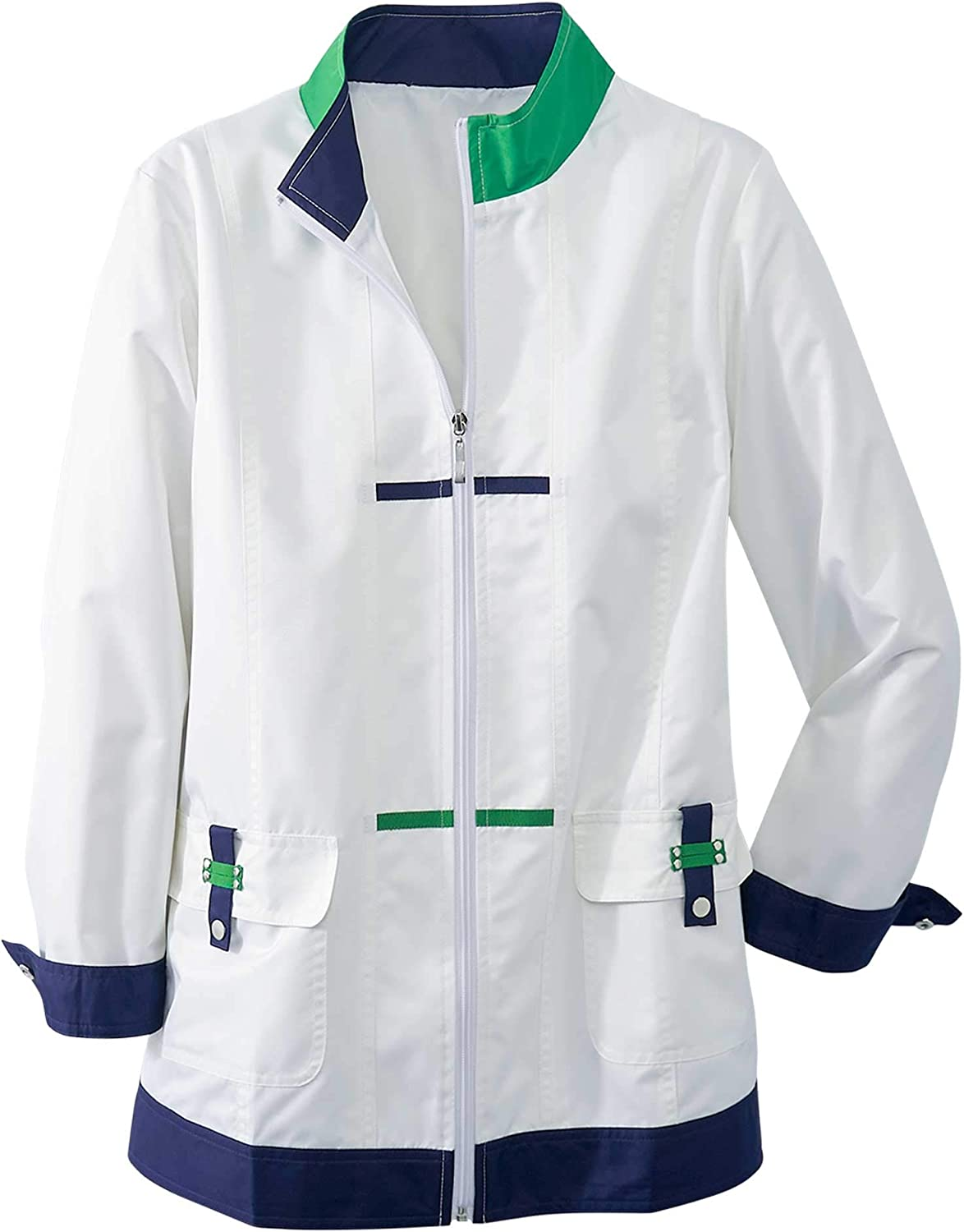 National Water Resistant Nautical Jacket