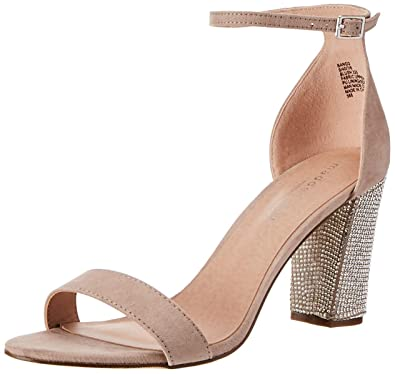 012b40e564a Steve Madden Women s Bangg Blush Fabric Fashion Sandals-5.5 UK India (38  EU) (7.5 US) (882946272020)  Buy Online at Low Prices in India - Amazon.in