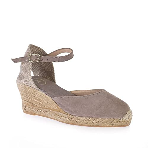 c3968c30938 Toni Pons Lloret-5 - Espadrille for Woman Made in Suede.