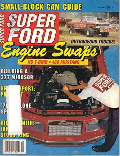 Super Ford Magazine, September 1988 (Vol. 13, No. 5)