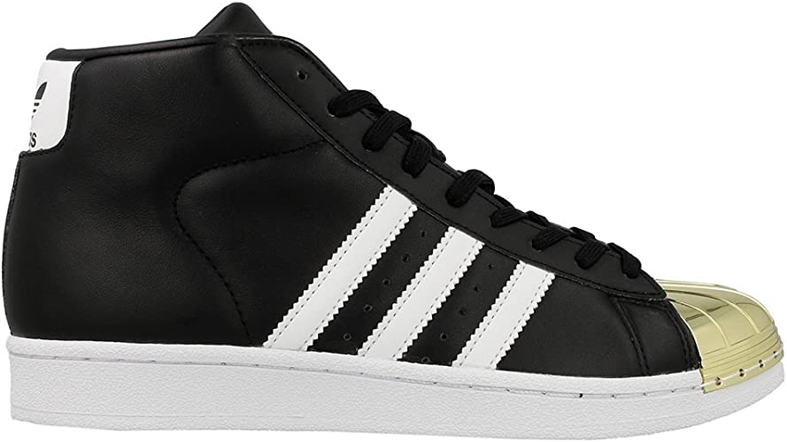 adidas PRO Model Vintage DLX, A Collo Alto Uomo: Amazon.it