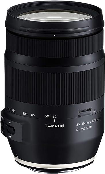 Tamron 35-150mm F/2,8-4 Di VC OSD