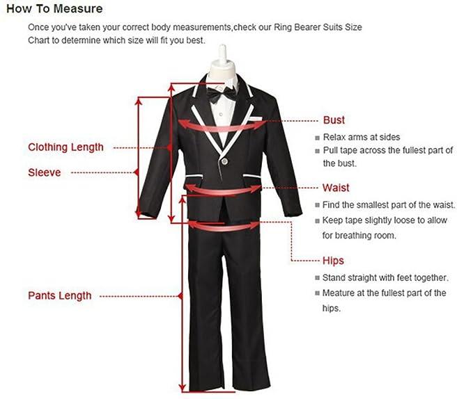 HBDesign Boys2 Piece Peak Lapel Slim Trim Fit Swallow Tailed Suit Black