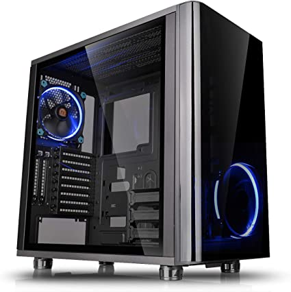 Thermaltake View 31 TG Midi-Tower - Caja de ordenador (PC, SPCC ...
