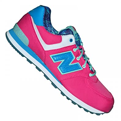 info pour f950d 44c48 New Balance - Basket Sneakers - Femme - Nb 574 I3g - Rose ...
