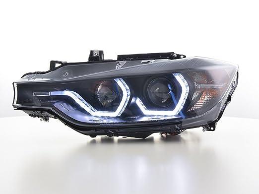 FK de Automotive FK - Faros Daylight LED Luz diurna Negro fksfsbm17025: Amazon.es: Coche y moto