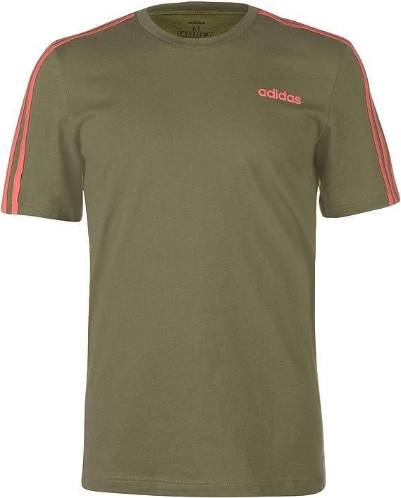 adidas T Shirt à Manches Courtes pour Homme à col Rond 3