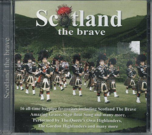 (Scotland The Brave by Pipes & Drums of Royal Tank Regiment )