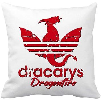 Diver Bebé Cojín con Relleno Dracarys Dragonfire - Blanco ...