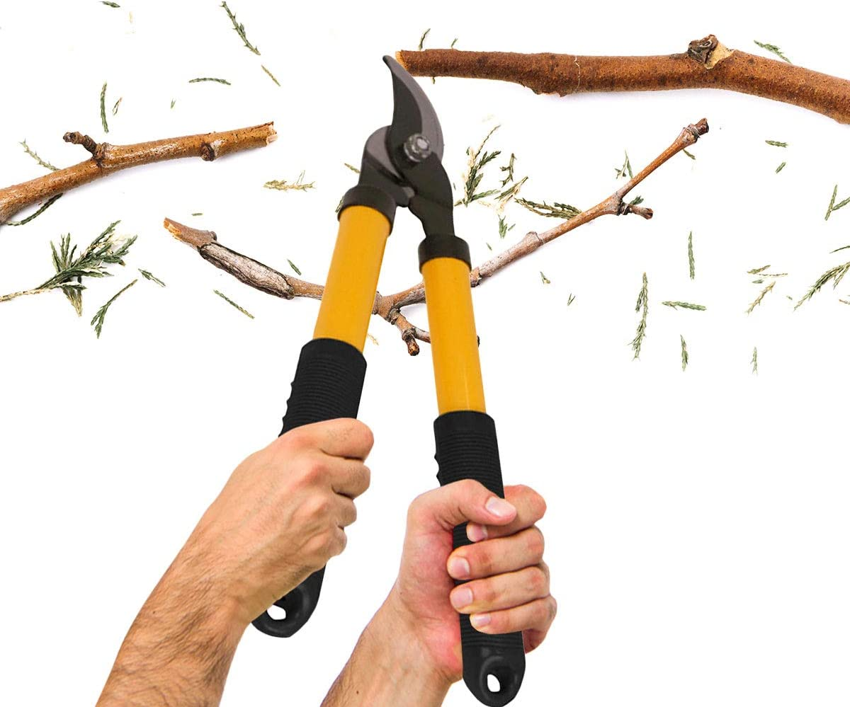 Set 1 Professional Pruning Shears Heavy Duty Hand Pruners for Gardening