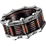 Hi-Voltage Toric Generator Ring by Alchemy Gothic, England [Jewelry]