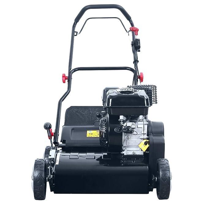 Escarificador de gasolina Brast, 3,8 kW (5,2 CV), 40 cm, ancho de ...