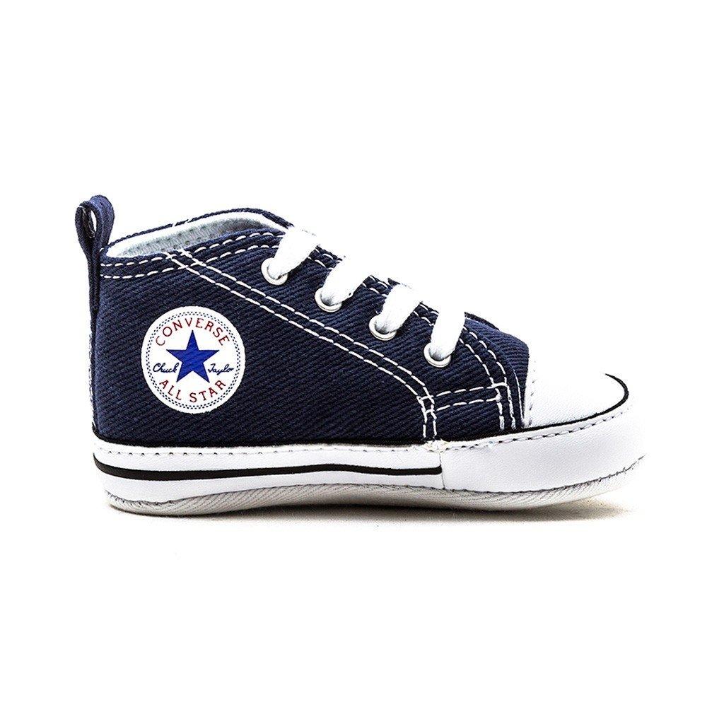 Converse Chucks FIRST STAR HI  18 EU|Marine Blau