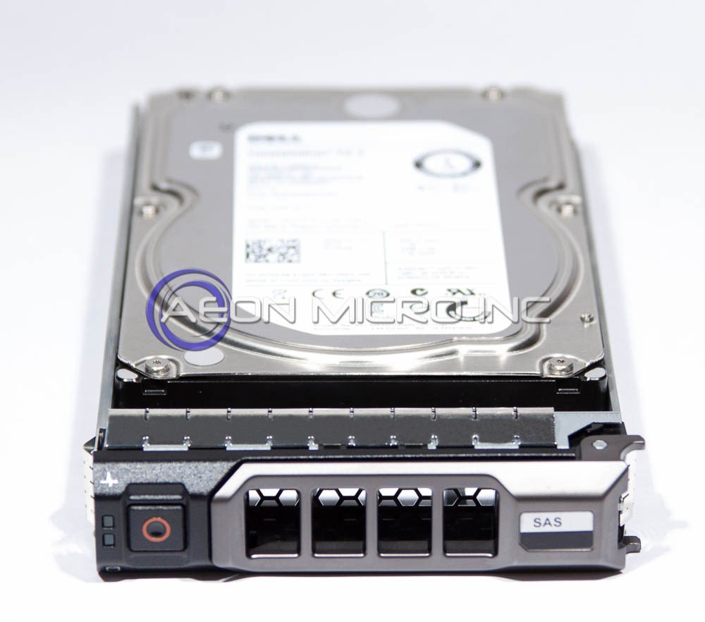 Dell FNW88 1TB 7.2K RPM SAS 3.5 6GB Hard Drive by Dell