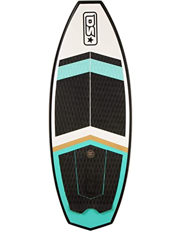 "Driftsun Limited ""Surf Sector Edition"" Throwdown Wakesurf Board - Custom Surf Style Wakesurfer with"