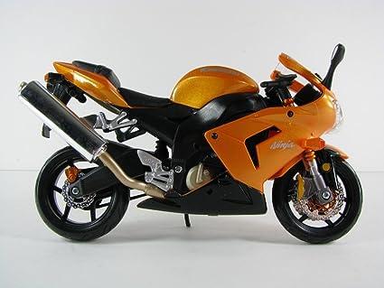 Kawasaki Ninja ZX-10R Orange Maisto