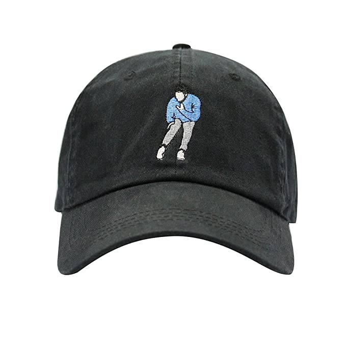 ChoKoLids Hotline Bling Dad Hat Cotton Baseball Cap Polo Style Low Profile  5 Colors (Black c55d170fa