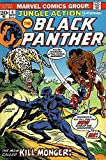 Jungle Action BLACK PANTHER #6 (1st Series begins, Intro KILLMONGER)