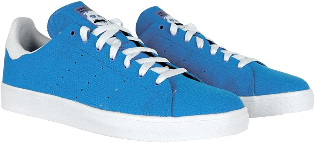 stan smith vulc shoes blue