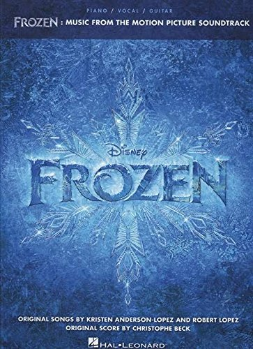 Frozen: Music from the Motion Picture Soundtrack (Piano/Vocal/Guitar) (Piano, Vocal, Guitar Songbook) - Sheet Music Piano Guitar