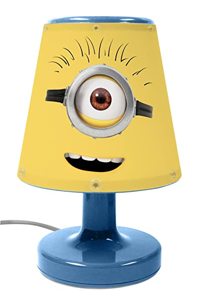 Review Despicable Me Minions Bedside