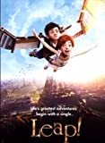 Leap (DVD 2017) Animation,Comedy