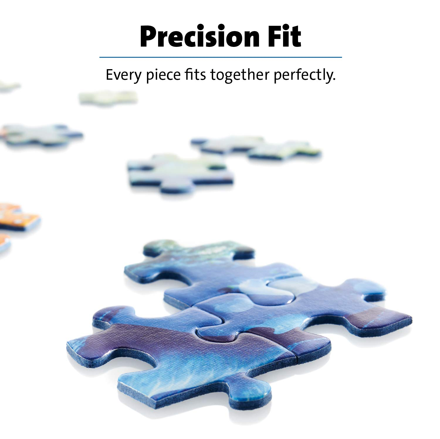 Softclick Technology Means Pieces Fit Together Perfectly 14223 Every Piece is Unique Ravensburger Garden Birds 500 Piece Jigsaw Puzzle for Adults