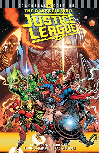 - Justice League: The Darkseid War: (DC Essential Edition)