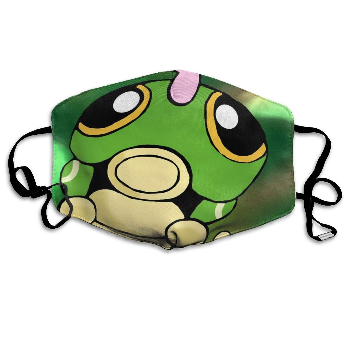 Amazon Com Face Mask Cartoon Caterpillar Cool Cycling Half Face Earloop Ski Mask For Boys Beauty