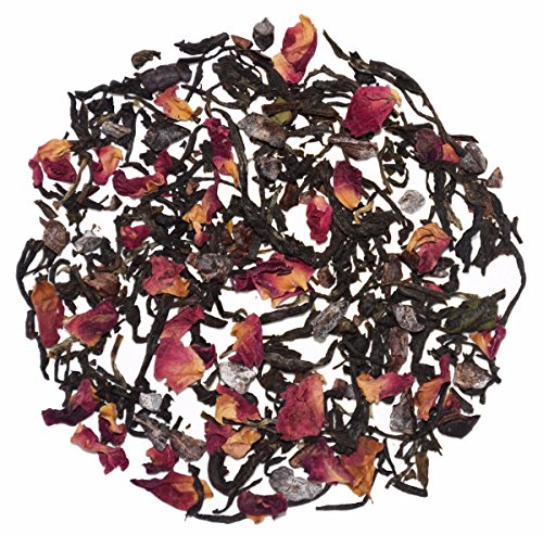 The Indian Chai - Valentines Tea Loose Leaf Black Tea, Have a Cup of Love Everyday, 1.75oz