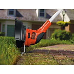 BLACK+DECKER LST220 12-Inch 20-Volt Lithium-Ion Cordless GrassHog Trimmer