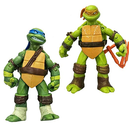 Amazon.com: Vitadan Ninja Turtles 4 PCS Set - Teenage Mutant ...