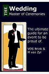 A Brillant Wedding Master of Ceremonies Kindle Edition