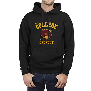 Antpower The College Dropout 3 Fleece Pullover Hoodie Sweatshirt