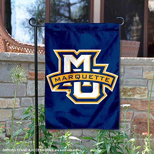 Marquette Garden Flag and Yard Banner