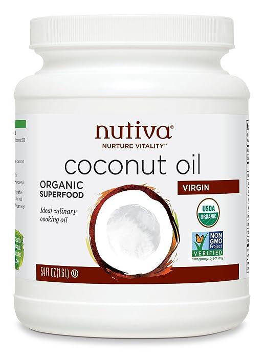 Top 10 Fair Trade Organic Coconut Oil Food