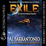 Exile: The Five Worlds Trilogy, Book 1 | Al Sarrantonio