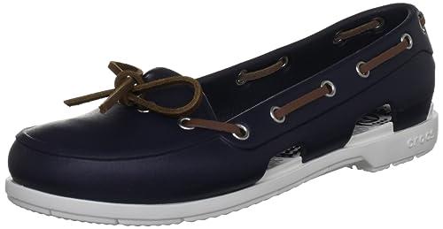 f978fd561a79 crocs Women s Beach Line Sneakers  Amazon.in  Shoes   Handbags