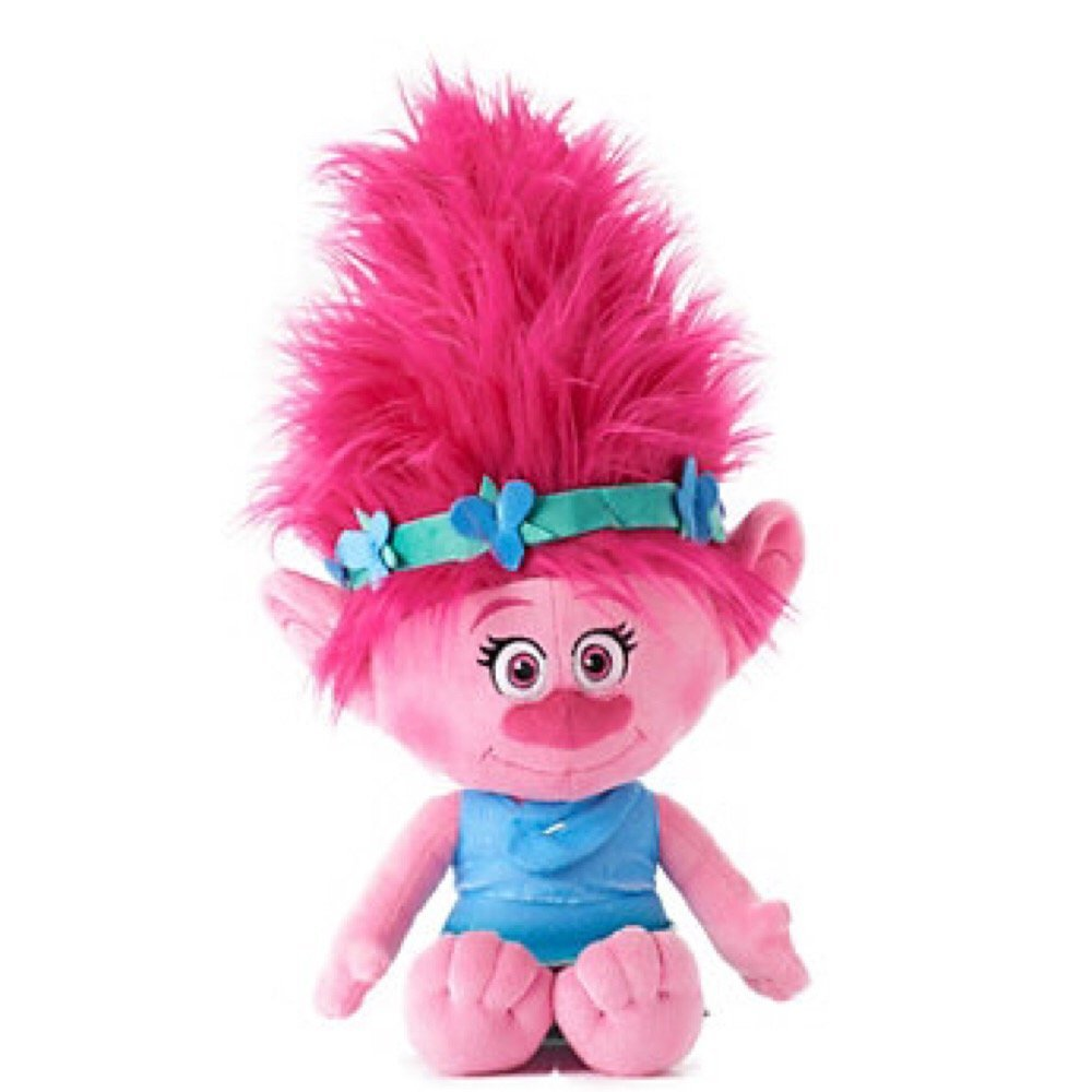 DreamWorks Trolls Poppy Large 22 Plush Pillow Buddy Toy